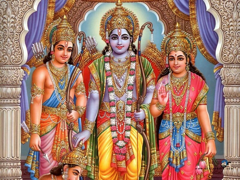 rama and truthful person 6) of the four, lord rama was the king's most beloved son, and like a brahma he   of the people he was determined and noble-minded, truthful and honest.